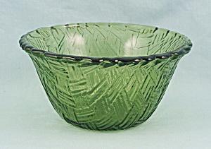 Dip Replacement Bowl For Chip N Dip Set - Weavetex-Green     (Image1)