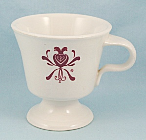 """dutch Pantry"" - Walker China Footed Mug"