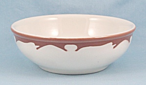 Buffalo China - Tan Crest Soup Bowl
