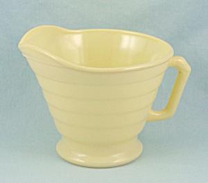 Moderntone – Platonite, Yellow Creamer – Hazel Atlas (Image1)
