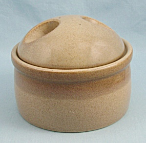 Mikasa –Sahara - Covered Sugar Bowl (Image1)
