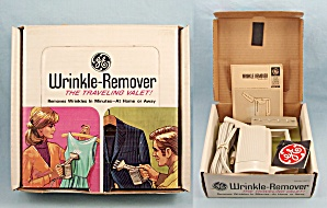 G.e. Wrinkle-remover/ Steamer - Original Packaging