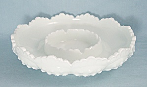 Fenton - Hobnail Ashtray, Chip-N-Dip, Candle Bowl (Image1)