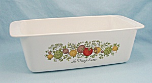 Corning - Spice Of Life - Loaf Pan P315b