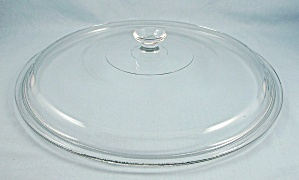 Anchor Hocking - Large Glass Lid - 11-1/2 Inches /11.5