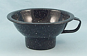 Graniteware / Canning Jar Funnel/Cup #2 (Image1)
