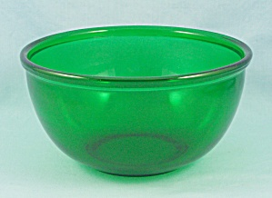 Forest Green, 6-Inch Bowl, Anchor Hocking (Image1)