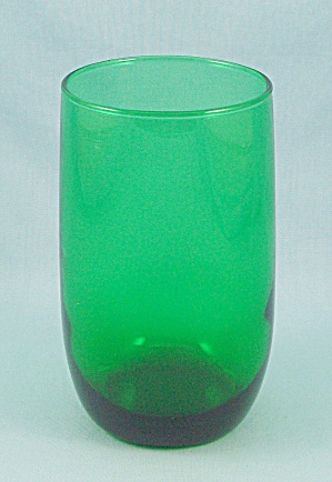Forest Green, Flat Tumbler, Anchorglass (Image1)