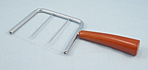 Butterscotch - Bakelite Handle - Cheese Slicer