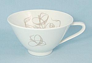 Hutschenreuther – Trend, Diadem Scroll Design - Cup (Image1)