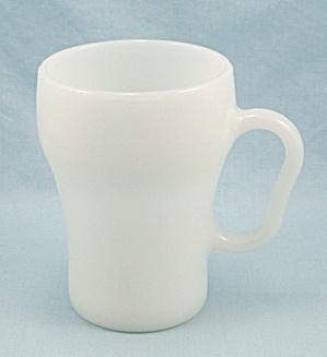 Fire King, Soda Style Mug, White (Image1)