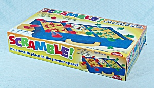 Scramble Game, Hilco, 2007