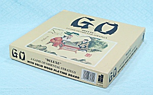 Go Deluxe Game And Easy Go-ing Game, Hansen, 1982