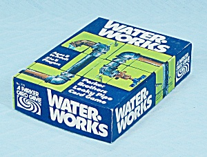 Waterworks Game, Parker Brothers, 1976