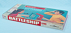 "Battleship, ""america's All Time Favorite Game"", Milton Bradley, 1971"