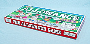 The Allowance Game, Lakeshore, 1992