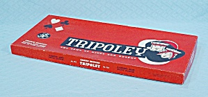 Tripoley, Crown Edition No.225 Game, Cadaco, 1960