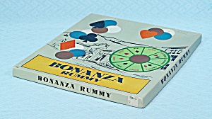 Bonanza Rummy Game, Parker Brothers, 1955