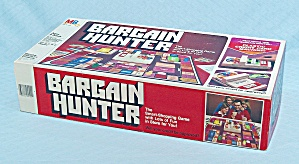 Bargain Hunter Game, Milton Bradley, 1981