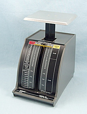 Pelouze,  2 Pound - 2002 Postal Scale, Model X2  (Image1)