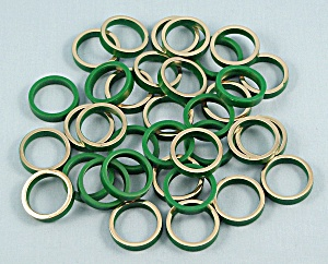 Number Quest Game, Decipher, 1987, 35 Replacement Rings (Image1)
