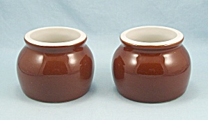 2 Hall # 461 Mini Bean Pots