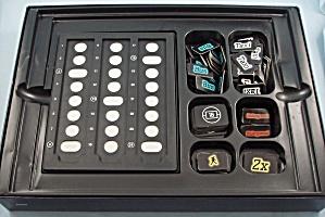 Scotland Yard Game, Ravenburger, 1996, Replacement Parts (Image1)