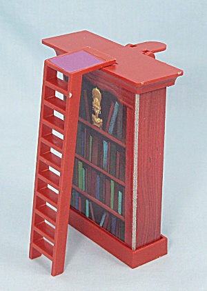 13 Dead End Drive Game, Milton Bradley, 1993, Replacement Bookcase Trap (Image1)