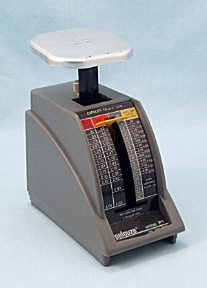 Pelouze, 1 Pound - 1995 Postal Scale, Model P1