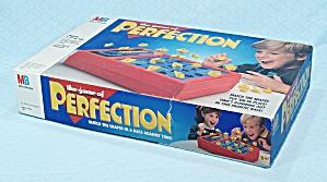 Perfection Game, Milton Bradley, 1990 (Image1)