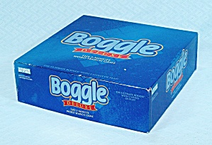 Boggle Deluxe Game, Parker Brothers, 1997