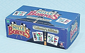Mille Bornes Collector's Edition Game, Hasbro, 1999