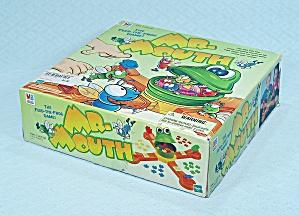 Mr. Mouth Game, Milton Bradley, 1999 (Image1)