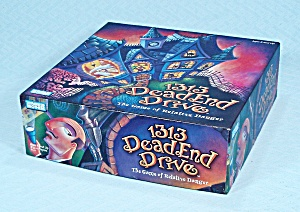 1313 Dead End Drive Game, Parker Brothers, 2002 (Image1)