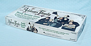 The Addams Family Reunion Game, Pressman, 1991