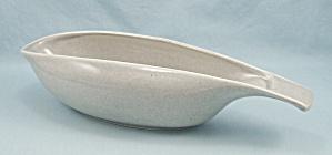 1950's Russel Wright Gravy Dish – American Modern, Light Gray (Image1)
