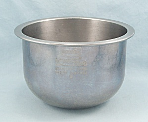 West Bend - Bowl Master - Stainless Steel Mixing Bowl