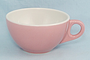 Pink Cup, Shenango China