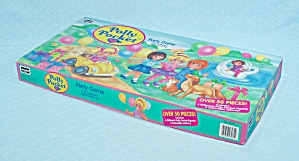 Polly Pocket Party Game, Rose Art, 1994