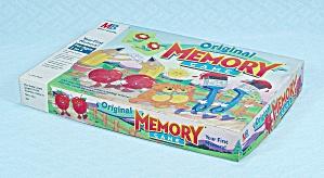 Original Memory Game, Milton Bradley, 1994 (Image1)