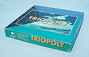 Triopoly Game, Reveal Entertainment, 1998