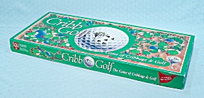 Cribb Golf Game, Jk Games, 1998