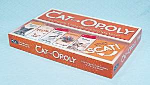 Cat-opoly Game, Late For The Sky