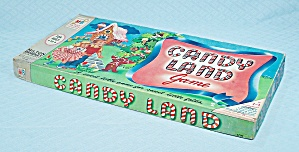 Candy Land Game, Milton Bradley, 1955
