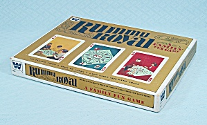 Rummy Royal Game, Whitman, 1965, Nib