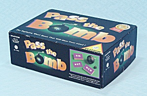 Pass The Bomb Game, Piatnik, 1994