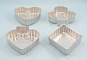 Large Bridge Set Cookie Cutters, Deep Well