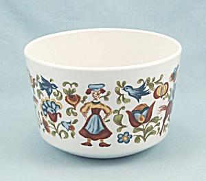 Corning Tableware, Pyroceram – Troubadour, Sugar Bowl (Image1)