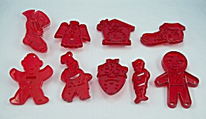 9 Hrm Red Cookie Cutters, 7 Nursery Rhymes, 1 Betty Crocker, 1 Misc.