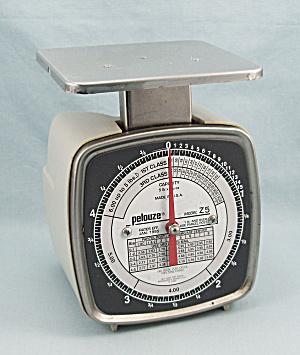 Pelouze, 5 Pound - 1995 Postal Scale, Model Z5 (Image1)